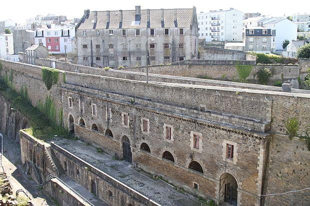 Monument historique à Brest