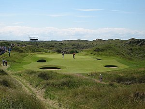 12th Hole, Royal Birkdale - geograph.org.uk - 888486.jpg