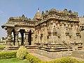 12th century Mahadeva temple, Itagi, Karnataka India - 51.jpg