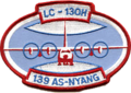139th Airlift Squadron - LC-130H emblem.png