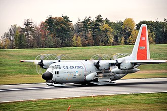139th Airlift Squadron - 139th Airlift Squadron - Lockheed LC-130H Hercules 93-1096