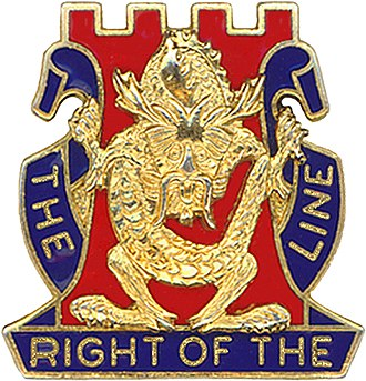 14th Infantry Regiment (United States) - Image: 14 Inf Rgt DUI