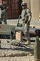 155 mm shells at Forward Operating Base Kalagush.jpg