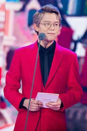Tony An - 161129 Tony An MelOn Music Awards