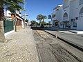 16 November 2016, Roadworks on Avenida Infante Dom Henrique, Albufeira (1).JPG
