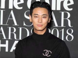 Ju Ji-hoon South Korean actor