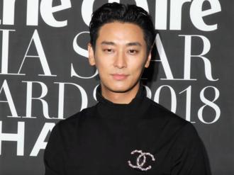 Ju Ji-hoon - Ju in October 2018