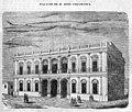 1847, Diccionario geográfico-estadístico-historico de España y sus posesiones de ultramar, tomo X, Madoz, Palacio de José Salamanca.jpg
