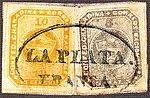 1860 10&5c Confed Granadina oval LaPlata Sc11&10.jpg
