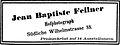 1894 Werbeanzeige von Hofphotograph Jean Baptiste Feilner, Südliche Wilhelmstrasse 88, Braunschweig.jpg