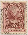 1898 pictorial 2 pence lake (Pembroke Peak).JPG