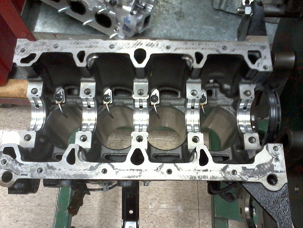 18XER engine block