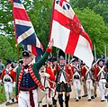 18th Century British Army parade.jpg