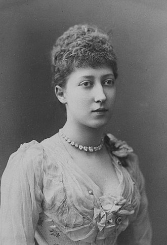 Louise, Princess Royal - Louise in 1901