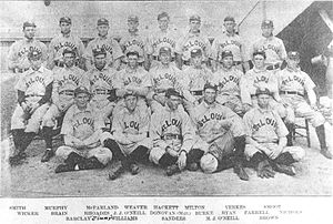 1903 St. Louis Cardinals season - The 1903 St. Louis Cardinals