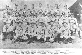 1903 St. Louis Cardinals season - The 1903 St. Louis Cardinals