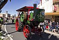 1904 Buffalo-Pitts Steam Traction Engine in the SunRice Festival parade in Pine Ave (1).jpg