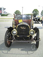 1909 Rambler model 44 at 2010 Richmond Region AACA show-04.jpg