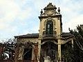 190 Casa Mercè Pla, façana pg. Til·lers (la Garriga).JPG
