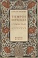 1921, Tiempos difíciles, de Carlos Dickens, Barradas.jpg