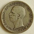 1927 5 Lire coin obverse.jpg