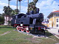 1929 model locomotive at the Adana Gar.JPG
