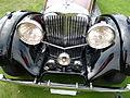 1936 Bentley 4 1 4 litre Vanden Plas Tourer (3828823061).jpg