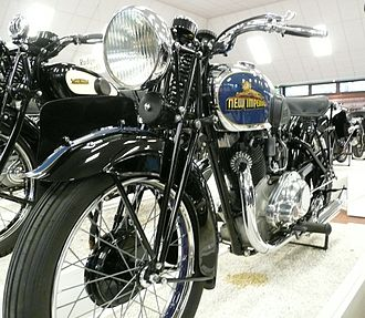 New Imperial Motors - 1937 New Imperial 500cc