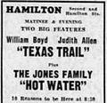 1938 - Hamilton Theater Ad - 19 Mar MC - Allentown PA.jpg