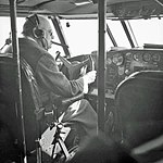 1942-01-16 WinstonChurchill Boeing314 CaptainsSeat.jpg