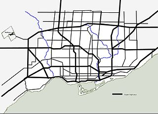 Cancelled expressways in Toronto