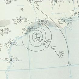 1943 Surprise Hurricane analysis 27 July.png