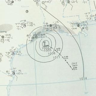 1943 Surprise Hurricane Category 2 Atlantic hurricane in 1943
