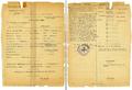 1945 Etat Signalétique et des services Soldat 1ère Classe.png