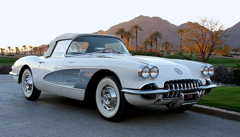 File:1960 Chevrolet Corvette Fuelie - fvr.jpg