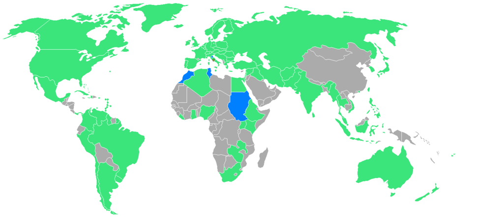 1960 Summer Olympic games countries