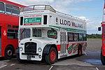 1962 Bristol FSF open top bus, ex Crosville DFG 72 Eastern Coach Works 882 VFM, 2012 North Weald bus rally.jpg