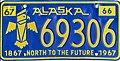 1966 Alaska license plate 69306.jpg