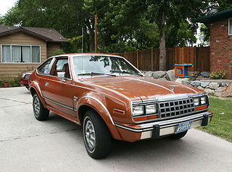 AMC Eagle - 1982 AMC Eagle SX/4