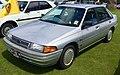 1991 Ford Laser KH (front).jpg