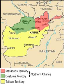 Fronte islamico unito per la salvezza dell'Afghanistan