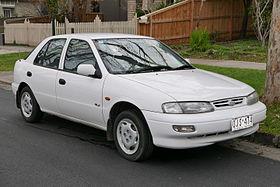 Annonces Kia Sephia d' occasion mises en vente par des concessionnaires et
