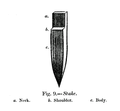 19th century knowledge gun flint stake.PNG