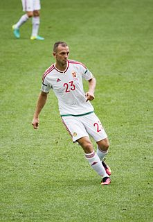 Roland Juhász Hungarian footballer