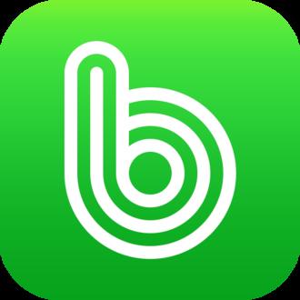 BAND (software) - Image: 2. BAND Icon