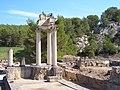 2005-09-17 10-01 Provence 633 St Rémy-de-Provence - Glanum.jpg