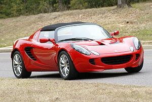 English: 2005 Lotus Elise