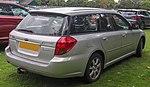 2005 Subaru Legacy Estate 2.0 Rear.jpg