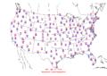 2006-05-19 Max-min Temperature Map NOAA.png