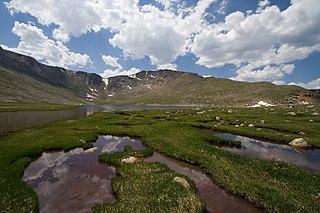 Summit Lake Park United States historic place